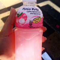 MOGU MOGU Lychee Flavored Drink With Nata De COCO 320ml uploaded by Sibel C.