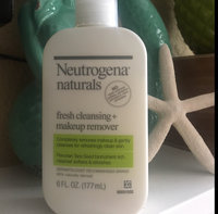 Neutrogena Naturals Fresh Cleansing + Makeup Remover uploaded by Grace G.