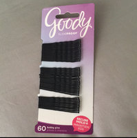 Goody Start Style Finish Stay Tight Bobbies Bobby Pins Black - 60 CT uploaded by Clarissa M.