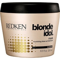 Redken Blonde Idol Mask Hair Mask For Damaged Hair uploaded by Kennedy F.