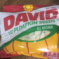 David All Natural Roasted & Salted Pumpkin Seeds uploaded by kimberley l.