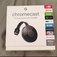 Chromecast uploaded by Clarissa M.