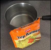 Nissin Top Ramen Noodle Soup Chicken Flavor - 6 PK uploaded by Monica I.