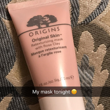 Origins Original Skin Retexturing Mask with Rose Clay uploaded by Barbara M.