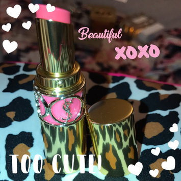 Photo of Yves Saint Laurent Rouge Volupté Shine Lipstick uploaded by Influenster M.