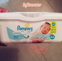 Pampers Sensitive Wipes uploaded by Angie S.