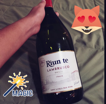 Photo of Riunite Lambrusco uploaded by Angie S.