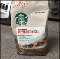 Starbucks® Peppermint Mocha Flavored Ground Coffee 11 oz. Bag uploaded by Monica I.
