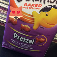 Pepperidge Farm Goldfish Pretzel Baked Snack Crackers uploaded by Isabelle K.