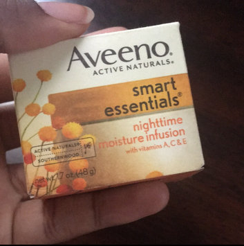 Photo of Aveeno® Smart Essentials® Nighttime Moisture Infusion uploaded by Brianna L.