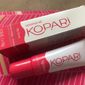 Kopari Coconut Lip Love uploaded by Viola C.