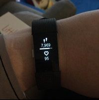 Fitbit Charge 2 Heart Rate and Fitness Wristband uploaded by Julie B.