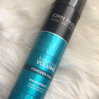 The NEW John Frieda® Luxurious Volume™  Mousse and Hairspray uploaded by Rebecca A.