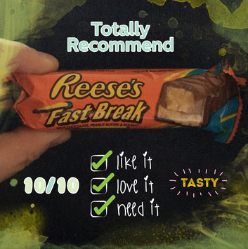 Reese's® Fast Break® Candy Bar uploaded by Marnell T.