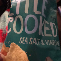 Lay's Kettle Cooked Sea Salt & Vinegar Flavored Potato Chips uploaded by Briana J.