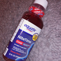 Equate Nitetime Cherry Flavor All Night Cough Relief, 12 fl oz uploaded by Danna M.