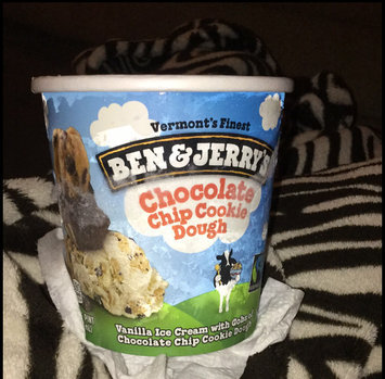 Photo of Ben & Jerry's® Ice Cream Cookie Dough uploaded by Monica I.