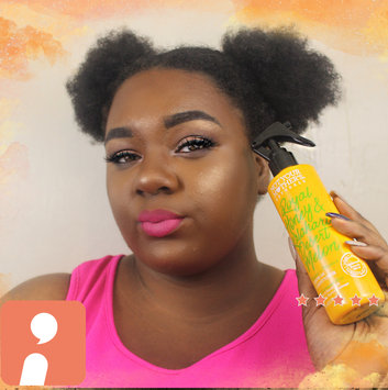 Photo of Not Your Mother's® Naturals Royal Honey & Kalahari Desert Melon Repair + Protect Leave-In Conditioner uploaded by Zaria M.
