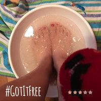 7th Heaven Juiced Grapefruit Foot Soak & Pressed Mint Foot Lotion uploaded by Alyssa R.