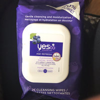 Yes to Blueberries Brightening Facial Towelettes uploaded by Heaven B.