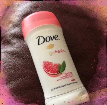 Dove® Go Fresh Revive Anti-Perspirant Pomegranate & Lemon Verbena Scent uploaded by Courtney G.