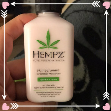 Hempz Hydrosilk Herbal Moisturizer uploaded by Heather C.