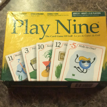 Bonfit America P11001 Play Nine Card Game - Pack of 6 uploaded by Jessica W.
