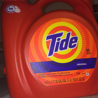 Tide Original Scent HE Turbo Clean Liquid Laundry Detergent uploaded by Jessica K.