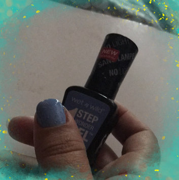 Wet 'n' Wild Wet n Wild 1 Step Wonder Gel Nail Color, Cyantific Method, .45 oz uploaded by Mayleen S.