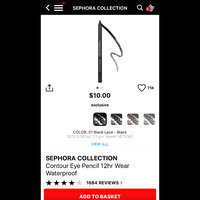 Sephora uploaded by Gianna A.