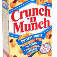 Crunch 'N Munch Buttery Toffee Popcorn With Peanuts uploaded by Tonya M.