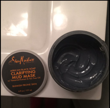 SheaMoisture African Black Soap Problem Skin Facial Mask uploaded by Emma R.