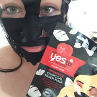 Yes to Tomatoes Paper Mask, Single Pack, Charcoal, 1 ea uploaded by Hannah B.