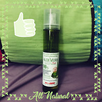 Bio-Miracle Organic Aloe Mist Spray uploaded by Katie S.