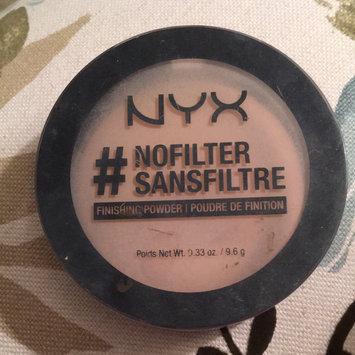 NYX #NoFilter Finishing Powder uploaded by Bobbie B.