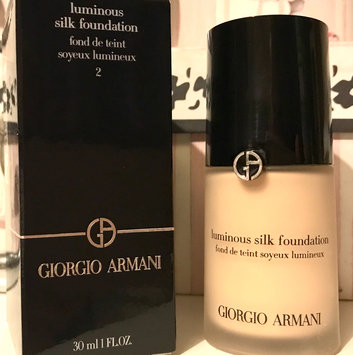 Giorgio Armani Luminous Silk Foundation uploaded by Lauren D.