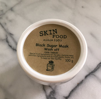 Skin Food Black Sugar Mask Wash Off uploaded by Gretchen H.