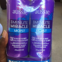Aussie Moist 3 Minute Miracle Deep Conditioner uploaded by Subira J.