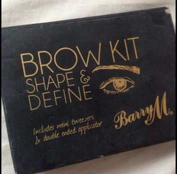 Photo of Barry M Brow Kit - Brow kit uploaded by Alisha C.