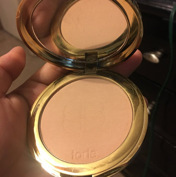 Photo of Tarte Double Duty Beauty Confidence Creamy Powder Foundation uploaded by Nat T.
