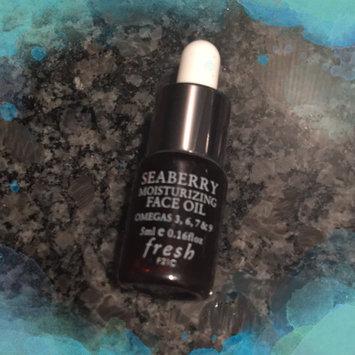Photo of fresh Seaberry Moisturizing Face Oil uploaded by momo o.
