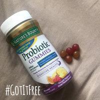 Nature's Bounty® Probiotc Fruit Gummies uploaded by McKayla W.