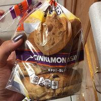 Thomas' Cinnamon Raisin Swirl Bagels - 6 CT uploaded by Briana S.
