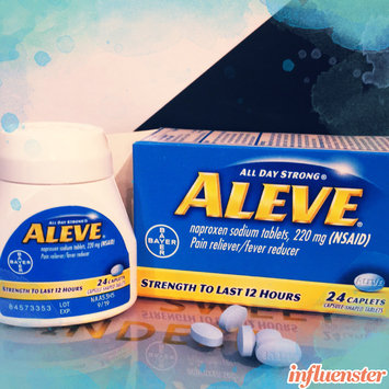 Photo of Aleve® Caplets uploaded by Maria W.