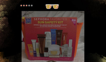 Sephora Favorites Sun Safety Kit uploaded by Veronica M.