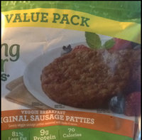 MorningStar Farms® Breakfast Original Sausage Patties uploaded by Malisa P.