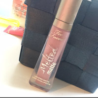 Too Faced Melted Matte Liquified Long Wear Matte Lipstick uploaded by Cassidy R.
