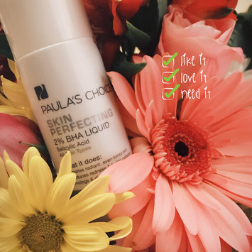 Photo of Paula's Choice Skin Perfecting 2% BHA Liquid uploaded by Giselle L.