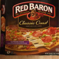 Red Baron Classic Crust Pizza Supreme uploaded by Deosha A.