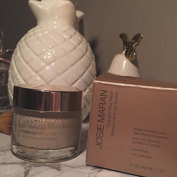 Photo of Josie Maran Whipped Mud Mask Argan Hydrating and Detoxifying Treatment uploaded by Vannesa C.
